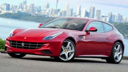 2011 Ferrari FF - Australian version 3