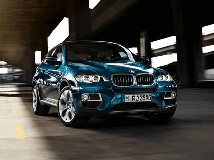 2012 BMW X6 xDrive35i ( E71 ) 4