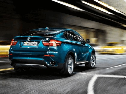 2012 BMW X6 xDrive35i ( E71 ) 6