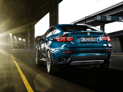 2012 BMW X6 xDrive35i ( E71 ) 7