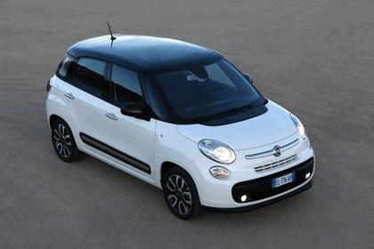 2012 Fiat 500L 10