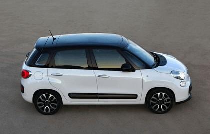 2012 Fiat 500L 11