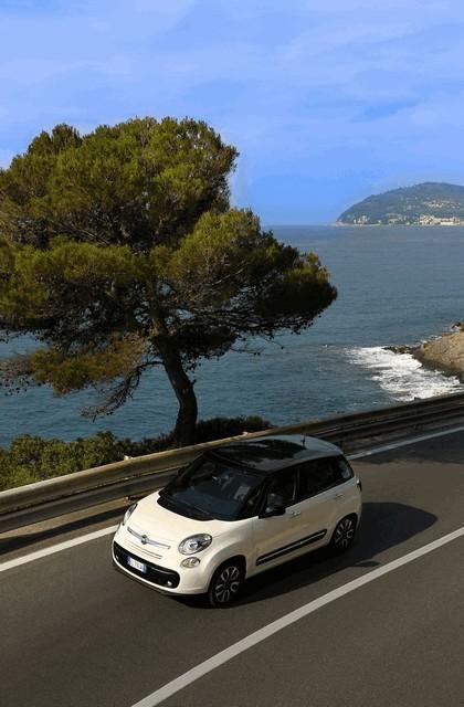 2012 Fiat 500L 15