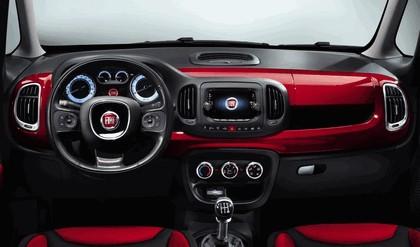 2012 Fiat 500L 42