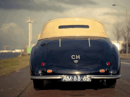 1947 Ford 135 M cabriolet by Graber 8