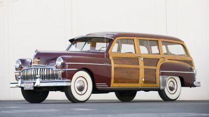 1949 Dodge Custom Suburban station wagon 7