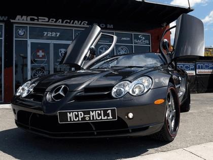 2008 Mercedes-Benz McLaren SLR ( C199 ) by MCP Racing 2