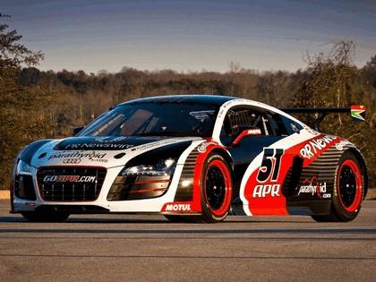 2012 Audi R8 Grand Am - 24hrs of Daytona 1