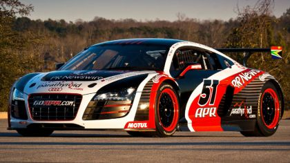 2012 Audi R8 Grand Am - 24hrs of Daytona 8