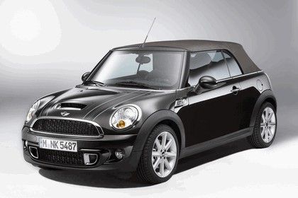 2012 Mini Cooper S convertible Highgate 4