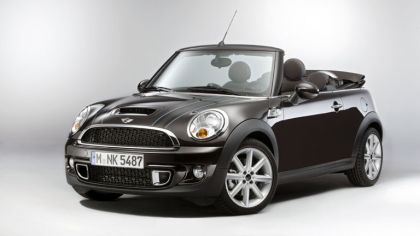 2012 Mini Cooper S convertible Highgate 5