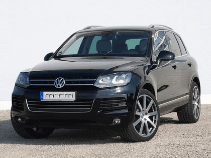 2012 Volkswagen Touareg by MTM 1