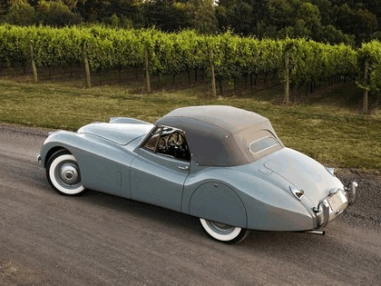 1949 Jaguar XK120 alloy roadster 6