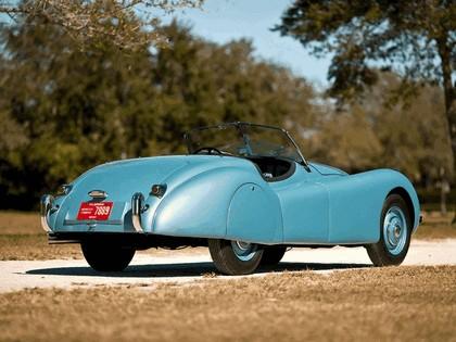 1949 Jaguar XK120 alloy roadster 13