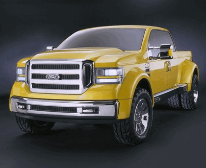 2003 Ford Mighty F-350 Tonka concept 1