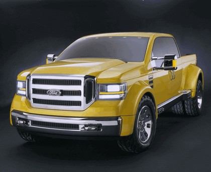2003 Ford Mighty F-350 Tonka concept 2