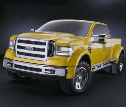 2003 Ford Mighty F-350 Tonka concept 3