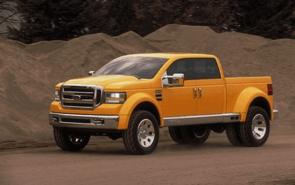 2003 Ford Mighty F-350 Tonka concept 4