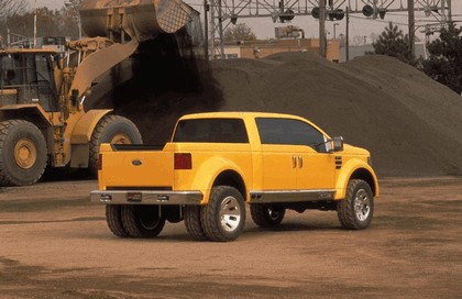 2003 Ford Mighty F-350 Tonka concept 6