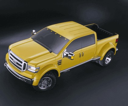2003 Ford Mighty F-350 Tonka concept 8
