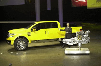 2003 Ford Mighty F-350 Tonka concept 13