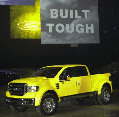 2003 Ford Mighty F-350 Tonka concept 14