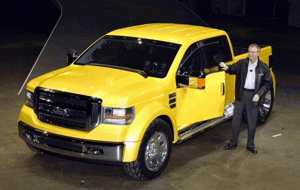 2003 Ford Mighty F-350 Tonka concept 17
