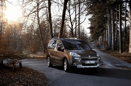 2012 Peugeot Partner Tepee 1