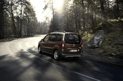 2012 Peugeot Partner Tepee 4