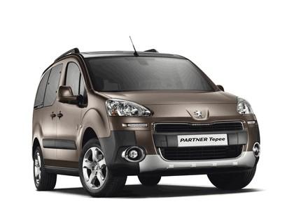 2012 Peugeot Partner Tepee 5
