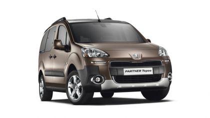 2012 Peugeot Partner Tepee 7