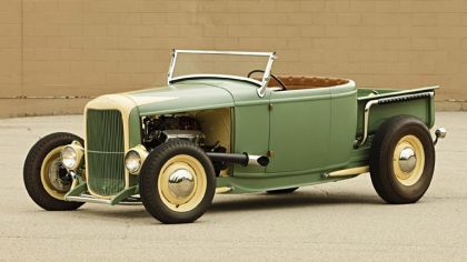 1932 Ford Roadster Pickup by The Roadster Shop 6