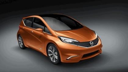 2012 Nissan Invitation concept 1