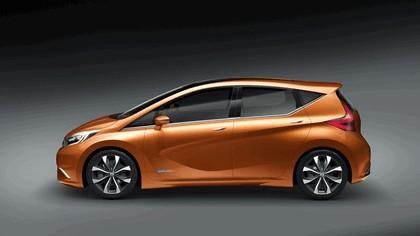 2012 Nissan Invitation concept 2
