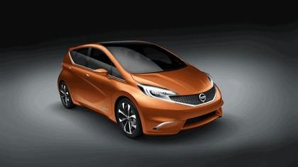 2012 Nissan Invitation concept 4
