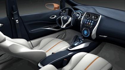 2012 Nissan Invitation concept 8