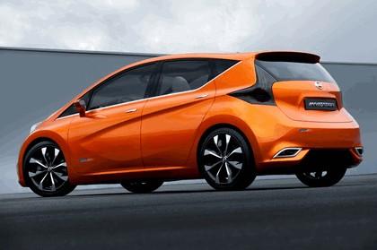 2012 Nissan Invitation concept 20
