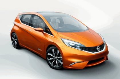 2012 Nissan Invitation concept 28