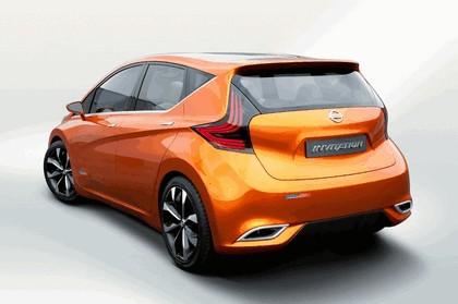 2012 Nissan Invitation concept 30