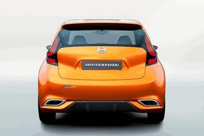 2012 Nissan Invitation concept 33