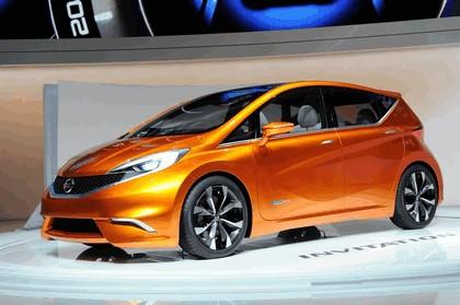 2012 Nissan Invitation concept 37