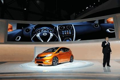 2012 Nissan Invitation concept 39