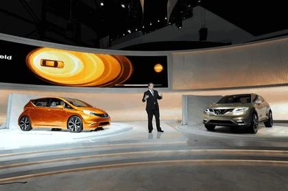 2012 Nissan Invitation concept 41