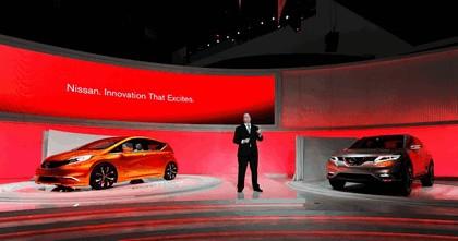 2012 Nissan Invitation concept 42