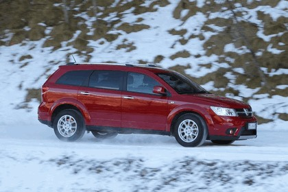 2012 Fiat Freemont AWD 4