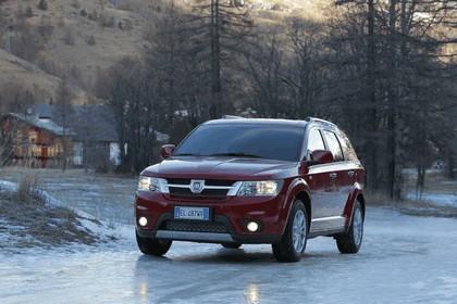 2012 Fiat Freemont AWD 8