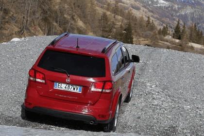 2012 Fiat Freemont AWD 12