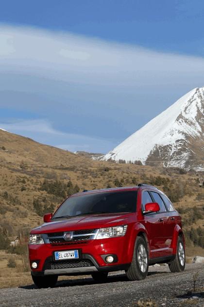 2012 Fiat Freemont AWD 14