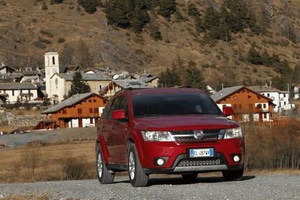 2012 Fiat Freemont AWD 17