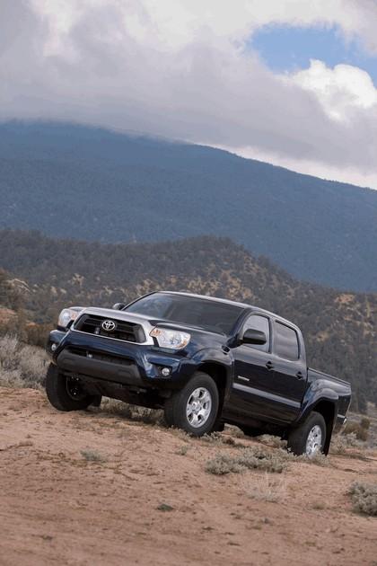 2012 Toyota Tacoma 11